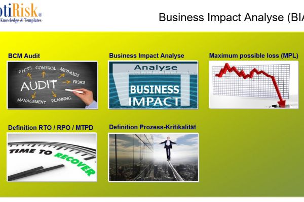 business continuity management, business continuity, business continuity tool, business continuity vorlage