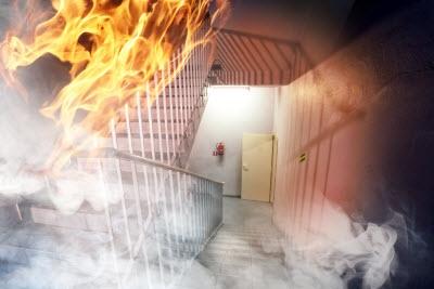 Evakuationskonzept Brand / Evakuierungskonzept Brand